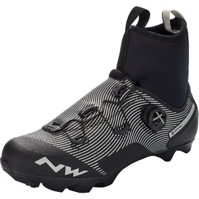 Northwave Celsius XC GTX MTB Shoes Men, black/reflective